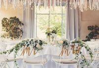 """Déco de mariage : on dit """"oui"""" à ces 50 idées trouvées sur Pinterest"""