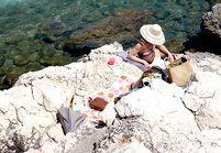 Beach food : sous le soleil des calanques
