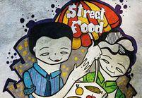 La cuisine de rue dans l'objectif