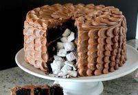 Pinata cake : 12 gâteaux bluffants repérés sur Pinterest