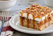 Connaissez-vous le poke cake ?