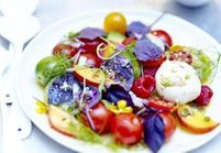 Colorez vos salades pour en voir de toutes les saveurs