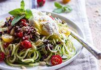 Quels spaghettis de légumes pour changer des pâtes ?