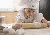 Un jour, un chef en cuisine