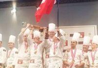 Qui sont les pâtissiers français qui ont remporté la Coupe du Monde de Pâtisserie 2017 ?