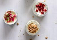 Découvrez le « yaourt bar » de la Milk Factory