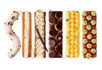 Fashion Week : la pâtisserie au mètre !