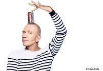 Jean Paul Gaultier, nouveau directeur artistique pour Coca Cola Light
