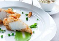 Le fish and chips version Ducasse