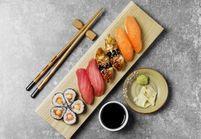 Manger des sushis serait dangereux pour la santé