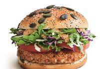Découvrez la composition du Grand Veggie, le burger végétarien de McDonald's