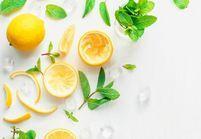 On a trouvé comment extraire le maximum de jus d'un citron !