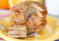 Objectif bikini : voici la recette de pancakes légère idéale !