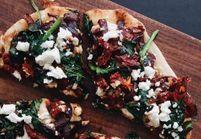 #Pizzanaan : quand la cuisine indienne rencontre la cuisine italienne, ça nous donne faim !