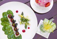 On trouve quoi dans une salade Clarins ?