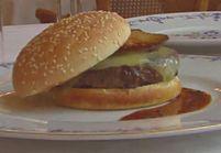 Le burger palace du chef Michel Roth