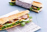 [VIDEO] Le banh mi, le « eat » sandwich healthy