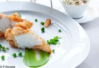 [VIDEO] Le fish and chips version Ducasse
