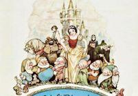 Les dessins animés Disney en 15 affiches vintage