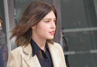 Adèle Exarchopoulos revient sur la Croisette