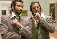 Bradley Cooper et Christian Bale relookés à la mode 70's