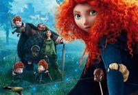 «Brave »: la première héroïne de Pixar cartonne au box-office