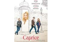Concours : gagnez deux places de ciné pour le film « Caprice »