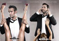 Deux affiches du film « Les Infidèles » font scandale