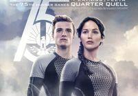 « Hunger Games : l'embrasement », numéro un du box-office