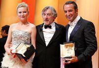 Jean Dujardin et Kirsten Dunst : meilleures interprétations à Cannes