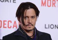 Johnny Depp bedonnant et dégarni dans « Black Mass »