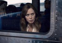 « La Fille du train » : un premier extrait sous tension avec Emily Blunt