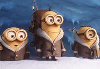 Les Minions débarquent au cinéma