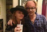 Lily-Rose, la fille de Vanessa Paradis et Johnny Depp fait ses premiers pas au cinéma dans Tusk