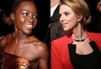 Lupita Nyong'o et Scarlett Johansson, duo de choc dans le Livre de la jungle ?