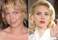 Michelle Williams dans la peau de Marilyn Monroe