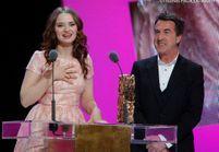 Sara Forestier, César de la meilleure actrice, fait son show