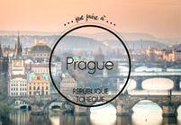 Que faire à Prague ? Toutes nos adresses incontournables pour explorer la ville