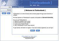Facebook a 10 ans: comment c'était avant