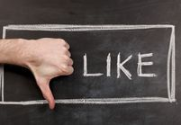 Facebook : le bouton Dislike n'existera pas !