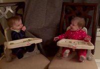 L'anti-blues du dimanche soir : le fou-rire communicatif d'adorables jumeaux de 9 mois