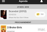 La pépite du web : l'appli TV Show Time pour les mordus de séries !