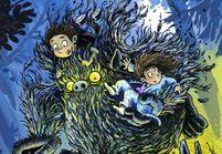 « Le Monstre nounou » de Tuutikki Tolonen : pour les nostalgiques de «Mary Poppins»