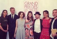 Grand Prix des Lectrices de ELLE avec Guerlain 2017 : et les lauréats sont…