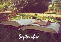 Grand Prix des Lectrices : septembre 2017