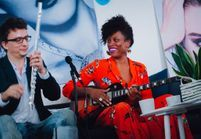 ELLE LIVE #14 : Sandra Nkaké chante à la rédaction