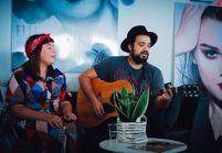 ELLE LIVE #15 : Part-Time Friends chante à la rédaction