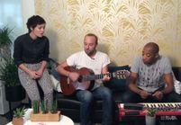 ELLE LIVE #28 : OURS chante à la rédaction