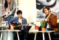 ELLE LIVE #5 : Bel Plaine chante à la rédaction