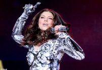 Buzz : Fergie des Black Eyed Peas chute sur scène !